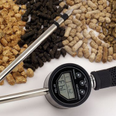 Moisture meter for pellets PEL-20
